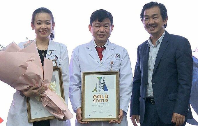 Bệnh viện Nhân dân Gia Định đạt chứng nhận vàng trong điều trị đột quỵ