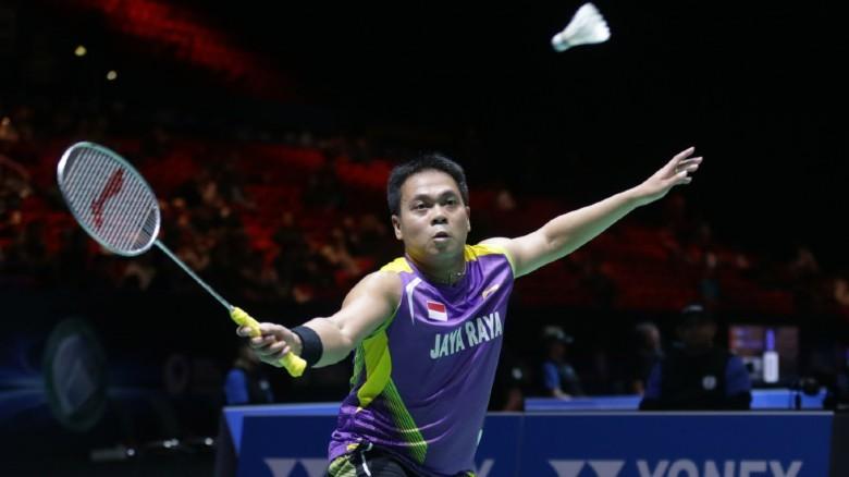 Huyền thoại cầu lông Indonesia đột tử ngay trên sân tập